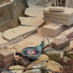 Cutting And Preparing Stone