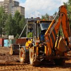 Excavation On Construction Sites
