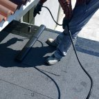 Re-felting A Flat Roof