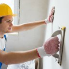 Safety In Plastering Work