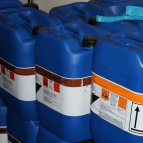 Transporting Small Quantities Of Chemicals, Paint And Solvents